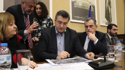 Π.Ε Σερρών : Ευρεία σύσκεψη για λόφο Καστά και Αμφίπολη