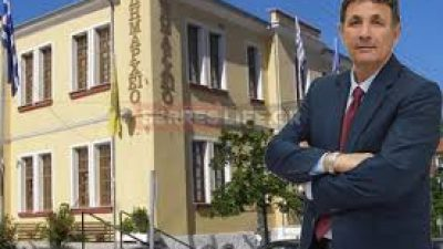 Δήμος Νέας Ζίχνης : Ψηλά τον πήχη για το 2020  βάζει ο Παντελής Μπόζης