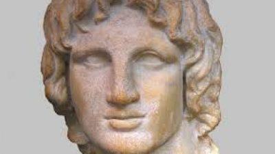 Δήμος Αμφίπολης : Αποκαλυπτήρια προτομής του Μεγάλου Αλεξάνδρου