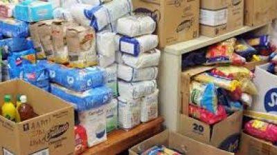 Δήμος Νέας Ζίχνης : Διανομή τροφίμων
