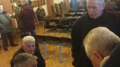 Σέρρες : Γενική συνέλευση του σωματείου  των συνταξιούχων ΟΑΕΕ