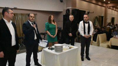Σέρρες : Πλήθος κόσμου στην εκδήλωση των Αστυνομικών υπαλλήλων