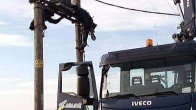 Δήμος Σιντικής : Κλεφτές χαλκού ¨¨ξήλωσαν ¨¨ μετασχηματιστές ρεύματος στο Νέο Πετρίτσι