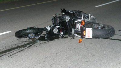 Δήμος Αμφίπολης : Τροχαίο με νεκρό μοτοσικλετιστή