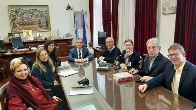 ΠΕ Σερρών : Συνάντηση για την ανάπτυξη  συνεργασίας φορέων εκπαίδευσης