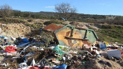 Δήμος Σιντικής : Οι παράνομες χωματερές…παράνομα καίγονται