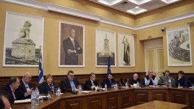 ΠΕ Σερρών : Σύσκεψη για την Διαχείριση-αξιοποίηση υδάτινων πόρων της λίμνης Κερκίνη