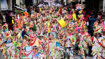 Μεγάλος Διαγωνισμός Καρναβαλιού την Τσικνοπέμπτη στις Σέρρες –  Δήλωσε συμμετοχή