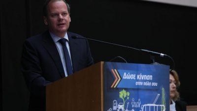Κώστας Καραμανλής : Πυρήνας των πρωτοβουλιών μας η βελτίωση της καθημερινότητας του πολίτη