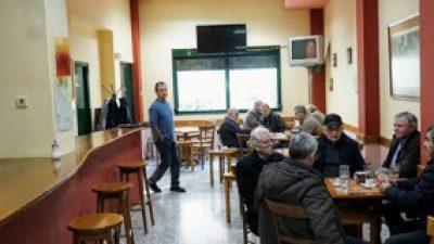 Στη Λάρισα το πρώτο καφενείο μόνο για καπνιστές – Πώς θα λειτουργεί