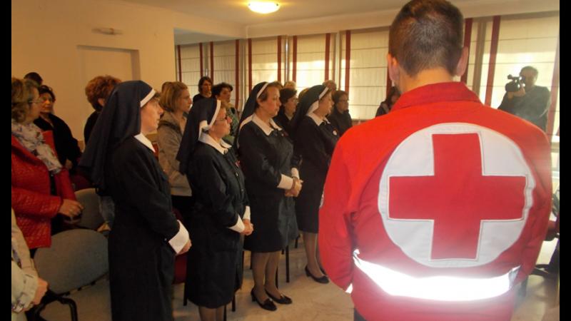 Σέρρες : Εκδήλωση κοπής βασιλόπιτας του παραρτήματος Ερυθρού Σταυρού