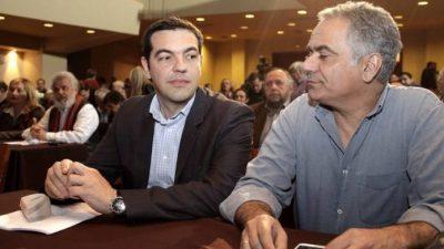 ΣΥΡΙΖΑ: Οι προεδρικοί, τα «φτυάρια» και ο «αχώνευτος» Σκουρλέτης