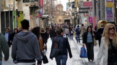 ΟΟΣΑ: Οι Έλληνες ζουν περισσότερο και… επικινδύνως