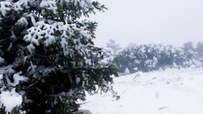 Κακοκαιρία: Έρχεται ο «Ηφαιστίων» – Χιονιάς από το βράδυ της Κυριακής