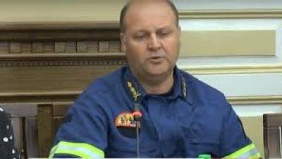 Σέρρες : Παραμένει διοικητής της πυροσβεστικής ο κ Δημητράκης Σωτήριος