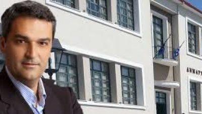 Δήμος Εμμανουήλ Παππά : Το ευχαριστώ του Δημήτρη Νότα στον Κώστα Καραμανλή