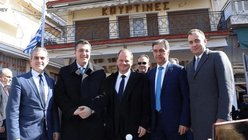 Δήμος Βισαλτίας : Ο Απ . Τζιτζικώστας στις εορταστικές εκδηλώσεις για την απελευθέρωση της Νιγρίτας