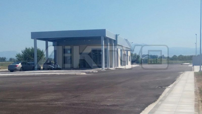 Δήμος Ηράκλειας : Εγκαίνια του σταθμού των ΚΤΕΛ στο Στρυμονικό