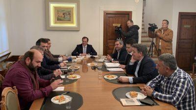 Συνάντηση των Σερραίων δημάρχων για την κατασκευή και συντήρηση εγκαταστάσεων καταφυγίων των αδέσποτων ζώων