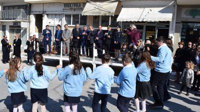 Δήμος Βισαλτίας : Με λαμπρότητα η 107η επέτειος της μάχης στα Πλατανούδια