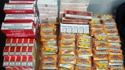Προμαχώνας: Τον τσάκωσαν να κρύβει λαθραία πακέτα τσιγάρα στο αυτοκίνητό του