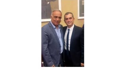 Π.Ε Σερρών : Μέγκλας -Σπυρόπουλος σε συνάντηση φορέων του γεωργοδιατροφικού τομέα