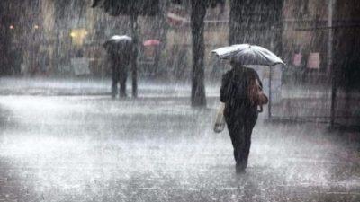 Αλλάζει ο καιρός – Έρχονται βροχές και καταιγίδες