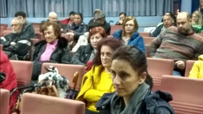 Σέρρες : Εκδήλωση του Δημοκρατικού συλλόγου γυναικών