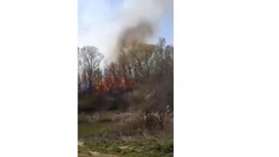 Δήμος Ηράκλειας : Οι ανόητοι συνεχίζουν να βάζουν φωτιές στον κάμπο