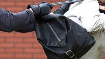Σέρρες : Θύμα τσαντάκια ηλικιωμένη στην πλατεία