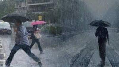 Σέρρες : Έρχεται πρόσκαιρη κακοκαιρία με βροχές