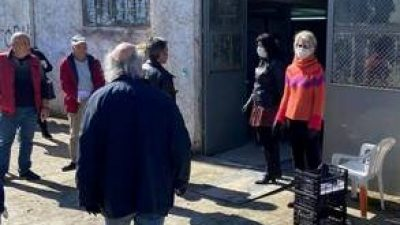 Δήμος Βισαλτίας : Με μέτρα προφύλαξης η διανομή τροφίμων
