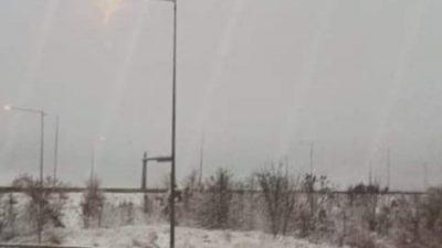 Δήμος Σερρών : Χιόνια στην  Άνω  Βροντού