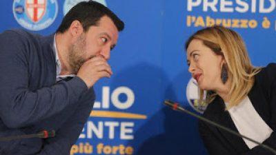 """Οι Ιταλοί """"τινάζουν"""" στον αέρα Γερμανία & ευρώ"""