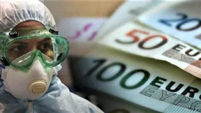 Κορωνοϊός: Ολική καταστροφή της οικονομίας – Απαιτείται «πάγωμα» καταβολής των δόσεων στους δανειστές, όχι ημίμετρα!