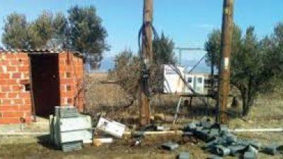 Δήμος Νέας Ζίχνης : Συλλήψεις για κλοπή πηνίων του ΔΕΔΔΗΕ στην Αλιστράτη