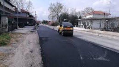 Κώστας Καραμανλής :  1.556.000 ευρω για έργα συντήρησης του οδικού άξονα Σερρών -Δράμας