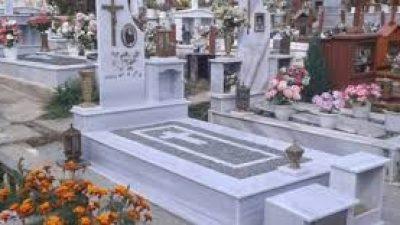 Δήμος Σιντικής : Διαρρήκτες ¨΄χτυπούν ¨¨ έξω από τα κοιμητήρια της Βυρώνειας