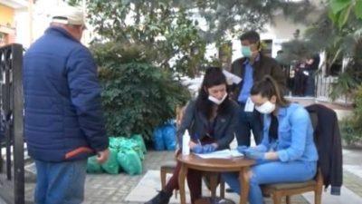 Δήμος Σερρών : Διατακτικές σε 400 οικογένειες για τρόφιμα και είδη πρώτης ανάγκης