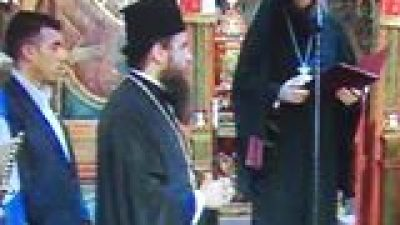 Πατέρας  Γεώργιος Κελεμπέκης : Διαφορετική Ανάσταση φέτος…