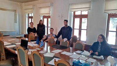 Δήμος Σερρών : Στις επάλξεις και Μεγ. Σάββατο Σωτηρία , υπάλληλοι και εθελοντές