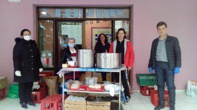 Δήμος Σερρών : Καθημερινά διανομή 420 γευμάτων