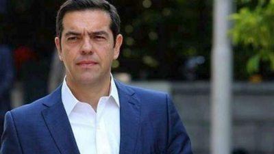 Ενδεχόμενο πρόωρων εκλογών βλέπει ο Αλέξης Τσίπρας