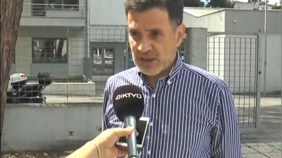 Γιάννης Δεσποτίδης : Στην διάθεση αθλητών και δημοτών οι αθλητικοί χώροι