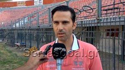 Νίκος Κατσαβάκης : Ικανοποίηση για την άνοδο  ,στάση αναμονής για την επόμενη μέρα