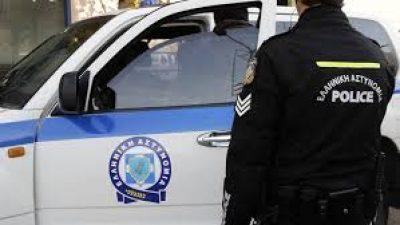 Σέρρες : ¨¨Μπούκαραν ¨¨  αλλά όταν έπεσαν πάνω σε αστυνομικούς