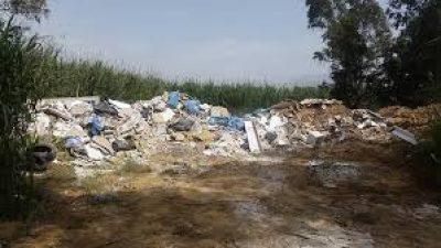 Δήμος Σερρών : Καταγγελία για χωματερή στο Μητρούσι