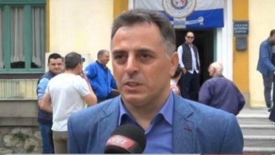 Σέρρες : Τα μέλη του Δ.Σ της  Διεθνούς Ένωσης Αστυνομικών ( ονόματα )