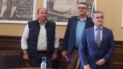 Π.Ε Σερρών : Στην πολιτική προστασία ο Τέλης Δεβελάσκας