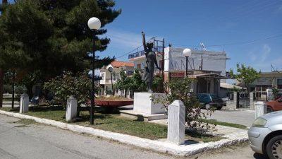 Δήμος Αμφίπολης : Εργασίες καθαριότητας στο Ροδολίβος